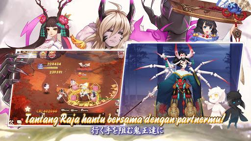 Scroll of Onmyoji Sakura amp Sword v19.1.7 screenshots 4