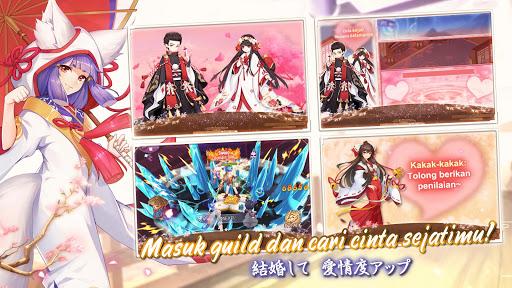 Scroll of Onmyoji Sakura amp Sword v19.1.7 screenshots 5