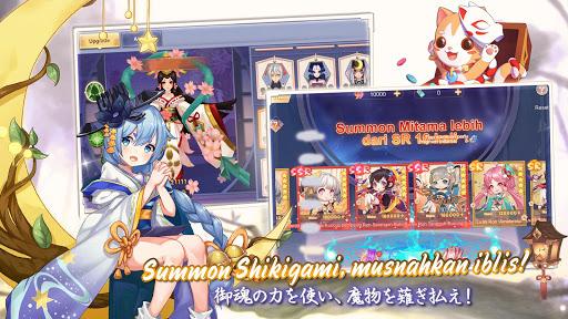 Scroll of Onmyoji Sakura amp Sword v19.1.7 screenshots 6