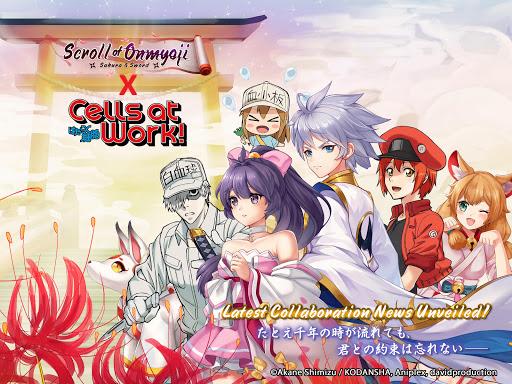 Scroll of Onmyoji Sakura amp Sword v19.1.7 screenshots 9