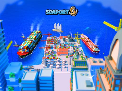 Sea Port Ship Simulator amp Strategy Tycoon Game v1.0.178 screenshots 16