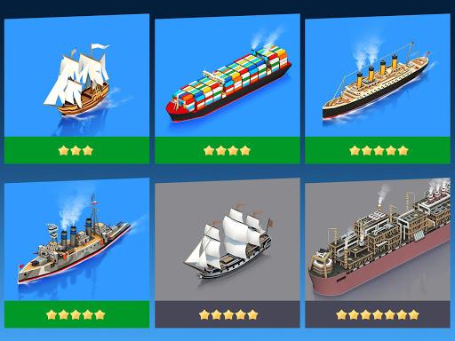 Sea Port Ship Simulator amp Strategy Tycoon Game v1.0.178 screenshots 2
