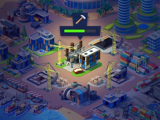 Sea Port Ship Simulator amp Strategy Tycoon Game v1.0.178 screenshots 21