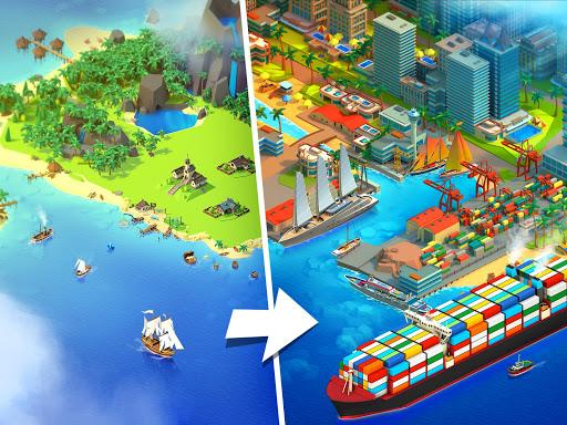 Sea Port Ship Simulator amp Strategy Tycoon Game v1.0.178 screenshots 9