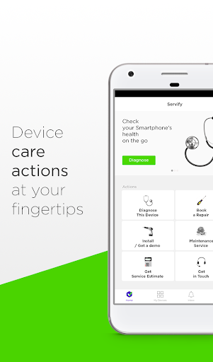 Servify – Device Assistant v3.8.2 screenshots 1