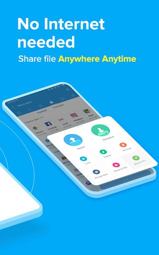 ShareMe – 1 file sharing amp data transfer app v1.29.9 screenshots 2