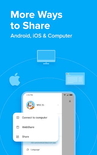 ShareMe – 1 file sharing amp data transfer app v1.29.9 screenshots 4