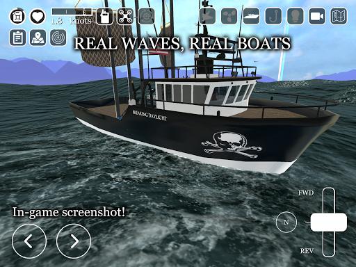 Ship Simulator amp Boat Fishing Game – uCaptain v5.13 screenshots 10