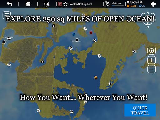 Ship Simulator amp Boat Fishing Game – uCaptain v5.13 screenshots 14