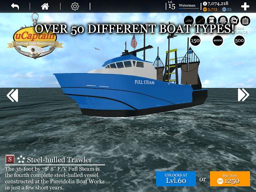 Ship Simulator amp Boat Fishing Game – uCaptain v5.13 screenshots 15