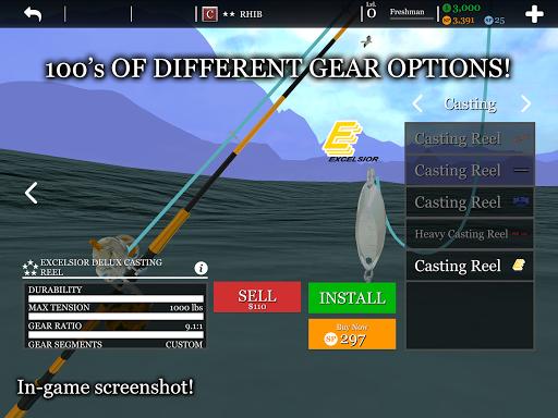 Ship Simulator amp Boat Fishing Game – uCaptain v5.13 screenshots 16