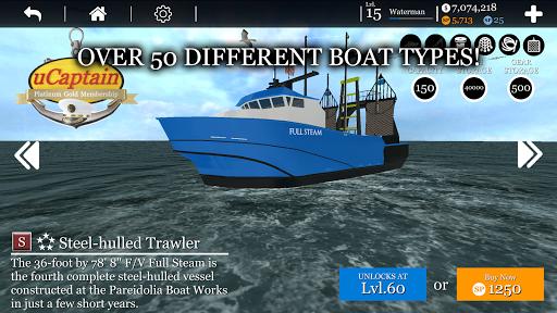 Ship Simulator amp Boat Fishing Game – uCaptain v5.13 screenshots 6