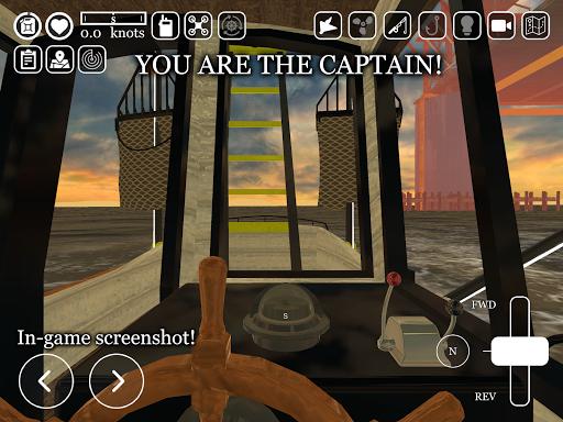 Ship Simulator amp Boat Fishing Game – uCaptain v5.13 screenshots 9