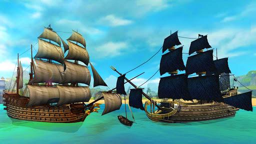Ships of Battle – Age of Pirates – Warship Battle v2.6.28 screenshots 6