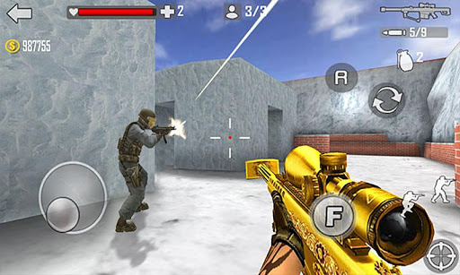 Shoot Strike War Fire v1.1.8 screenshots 10