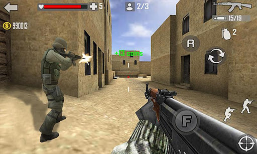 Shoot Strike War Fire v1.1.8 screenshots 11