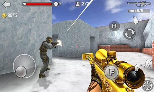 Shoot Strike War Fire v1.1.8 screenshots 2