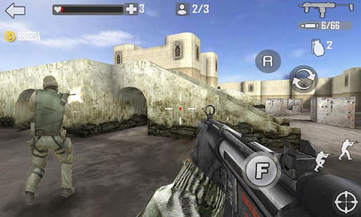 Shoot Strike War Fire v1.1.8 screenshots 24