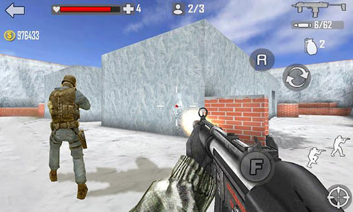 Shoot Strike War Fire v1.1.8 screenshots 4