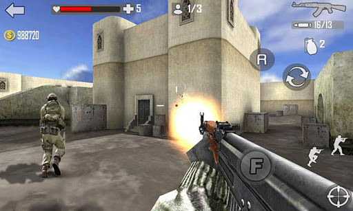 Shoot Strike War Fire v1.1.8 screenshots 5