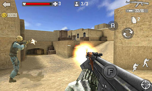 Shoot Strike War Fire v1.1.8 screenshots 9