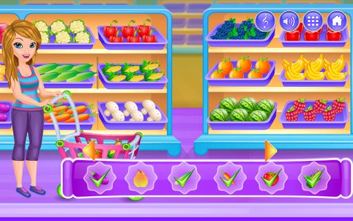Shopping Supermarket Manager Game For Girls v1.1.12 screenshots 1