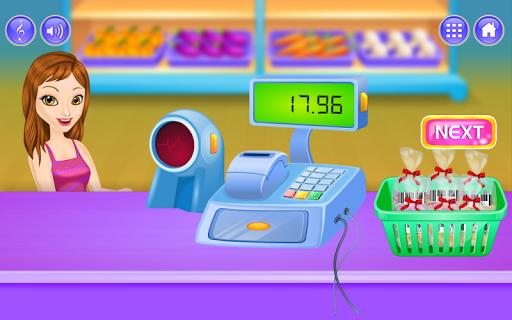Shopping Supermarket Manager Game For Girls v1.1.12 screenshots 4