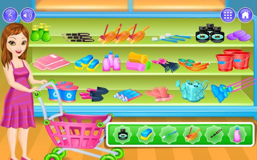 Shopping Supermarket Manager Game For Girls v1.1.12 screenshots 8