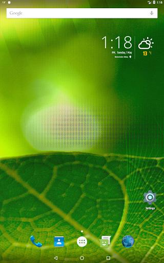Simple weather amp clock widget no ads v0.9.70 screenshots 4