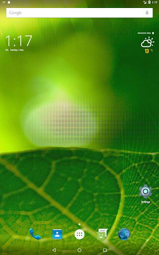 Simple weather amp clock widget no ads v0.9.70 screenshots 6