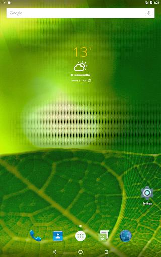 Simple weather amp clock widget no ads v0.9.70 screenshots 7