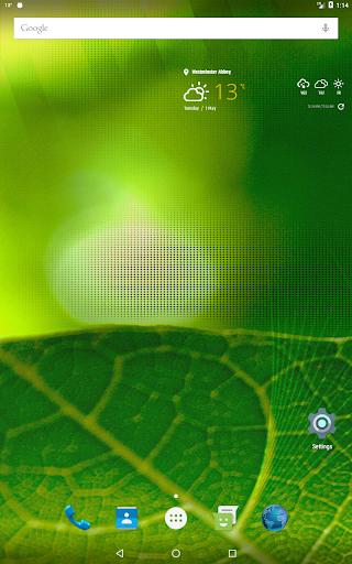 Simple weather amp clock widget no ads v0.9.70 screenshots 8