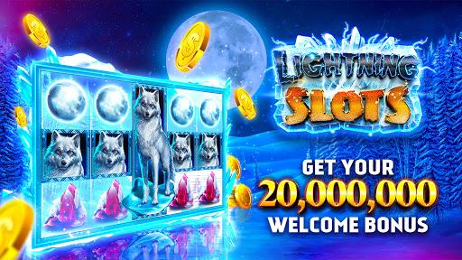 Slots Lightning – Free Slot Machine Casino Game v1.48.4 screenshots 1
