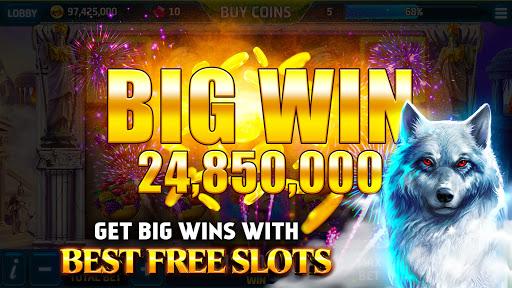 Slots Lightning – Free Slot Machine Casino Game v1.48.4 screenshots 4