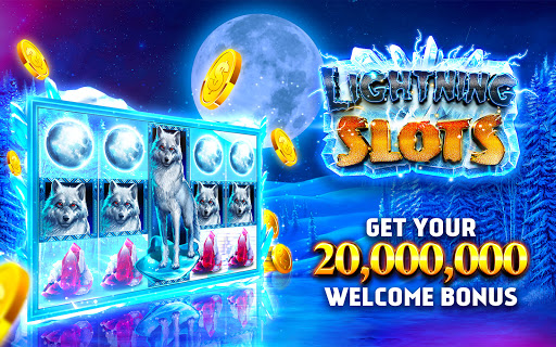 Slots Lightning – Free Slot Machine Casino Game v1.48.4 screenshots 6