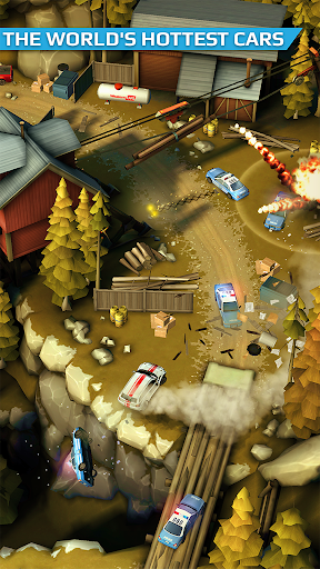 Smash Bandits Racing v1.09.18 screenshots 10