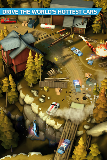 Smash Bandits Racing v1.09.18 screenshots 5