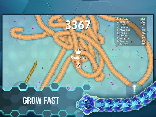 Snake.io – Fun Addicting Arcade Battle .io Games v1.16.37 screenshots 11