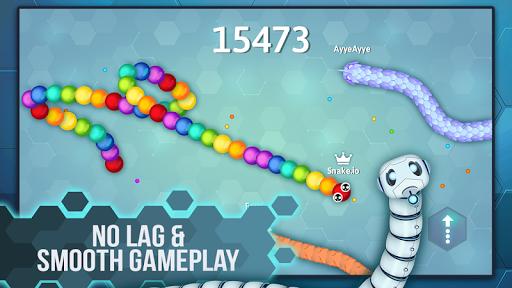 Snake.io – Fun Addicting Arcade Battle .io Games v1.16.37 screenshots 2