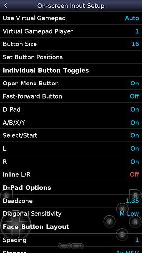 Snes9x EX v1.5.51 screenshots 2