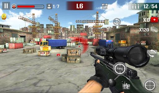 Sniper Shoot Fire War v1.2.5 screenshots 4