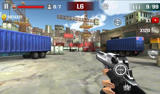 Sniper Shoot Fire War v1.2.5 screenshots 5
