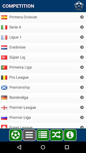 Soccer Forecast v1.3.8 screenshots 2