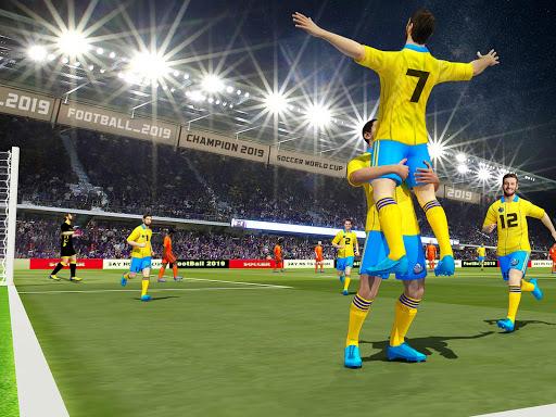 Soccer League Stars Football Games Hero Strikes v screenshots 11