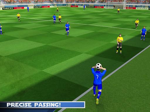 Soccer League Stars Football Games Hero Strikes v screenshots 13