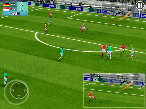 Soccer League Stars Football Games Hero Strikes v screenshots 19