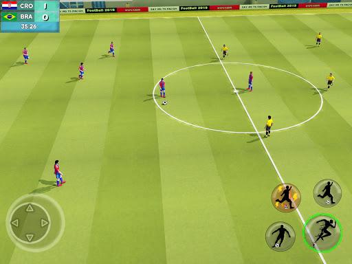 Soccer League Stars Football Games Hero Strikes v screenshots 21