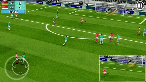 Soccer League Stars Football Games Hero Strikes v screenshots 5