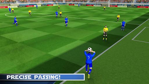 Soccer League Stars Football Games Hero Strikes v screenshots 6