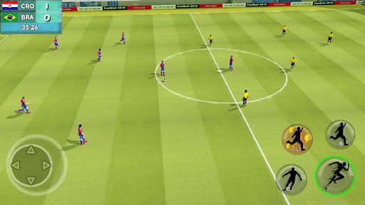 Soccer League Stars Football Games Hero Strikes v screenshots 7